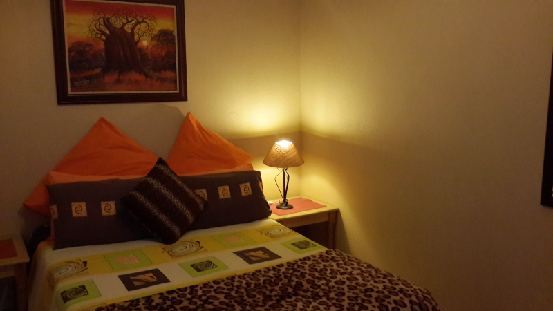 African Sky – Guest House – Bedrooms in African Decor